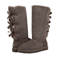 UGG Bailey Bow Tall Chestnut - Zappos.com Free Shipping BOTH Ways