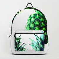 Malibu Pineapple | Anana Exotic Backpacks by Azima