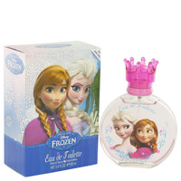 Disney Frozen by Disney Eau De Toilette Spray 3.4 oz (Women)