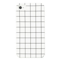 iPhone 4 Case in Windowpane