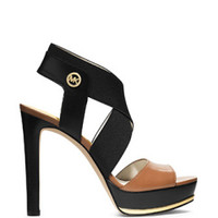MICHAEL Michael Kors Meadow Platform Sandals in Multi - Avenue K
