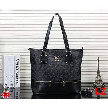 LV Louis Vuitton Fashionable Women Shopping Leather Shoulder Bag Handbag Crossbody Satchel