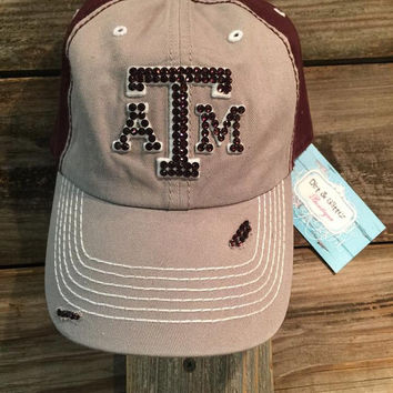 Texas A&M Aggie Bling Hat