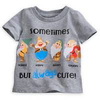 Seven Dwarfs Tee for Baby