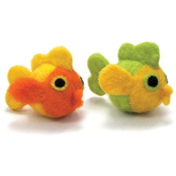 Feltworks Needle Felting Kit - Fish