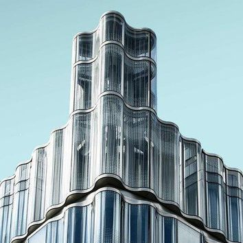 Urban Architecture - Oxford Street, London, United Kingdom 3 - Art Print