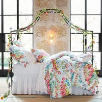 Beautiful Blooms Duvet Cover + Sham