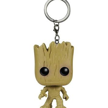 Guardians of the Galaxy Key Chains