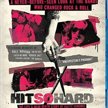 Patty Schemel & Courtney Love & P. David Ebersole-Hit So Hard