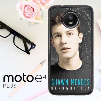 Shawn Mendes Something Big X0268 Motorola Moto E4 Plus Case