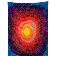 Raven Jumpo Tie Die Madness Tapestry