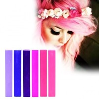 Blossom and Vibrant Hair Color | HairChalk set of 6