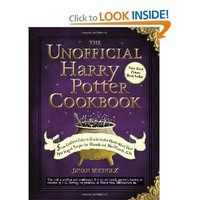 The Unofficial Harry Potter Cookbook: From Cauldron Cakes to Knickerbocker Glory--More Than 150 Magical Recipes for Muggles and Wizards: Dinah Bucholz: 9781440503252: Amazon.com: Books