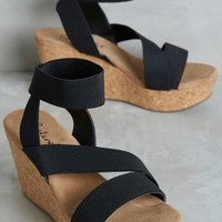 Splendid Gavin Wedges in Black Size: