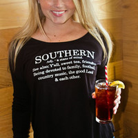 Southern Definition