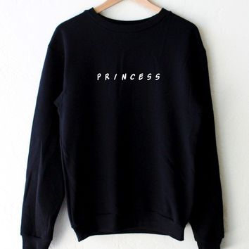 Princess Oversized Sweatshirt