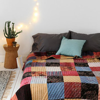 Noodle Patchwork Quilt - Urban Outfitters