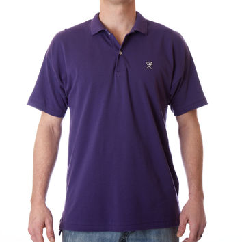 READY POLO - Purple