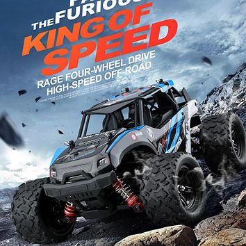 RC Car 40+MPH 1/18 Scale 2.4G 4WD High Speed Fast Remote Controlled Large TRACK RC drift car