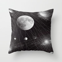 STELLAR. Throw Pillow by DuckyB (Brandi)