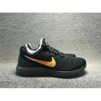 Best Deal Online NIKE LUNAREPIC LOW FLYKNIT 2 Men Women Running Shoes 921531-991