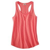 Mossimo Supply Co. Junior's Racerback Tank - Assorted Colors
