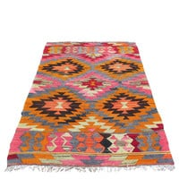Taika Turkish Kilim Rug