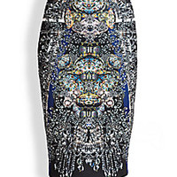 Clover Canyon - Printed Neoprene Pencil Skirt - Saks Fifth Avenue Mobile