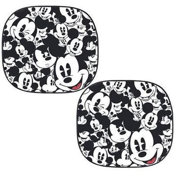 Licensed Official Mickey Mouse Expressions Magic Spring Car Truck Front Window Windshield Sunshade