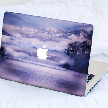 Frozen land Macbook 13 Skin Macbook Pro Skin Macbook Air 11 Skin Macbook Cover Macbook Decal Macbook 15 Sticker Laptop Skin Stardust Galaxy