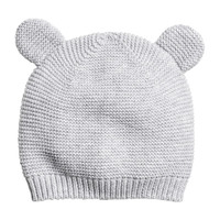 H&M Fine-knit Hat with Ears $6.99