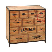 Selma Wood Chest