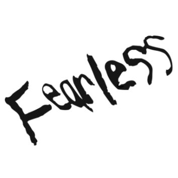 Fearless Tattoo Set