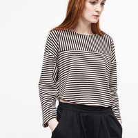 Stelen / Railroad Stripe Pull-over