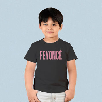Kids T-shirt - Feyonce