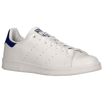 Adidas Stan Smith White Mens Lace-Up Trainers