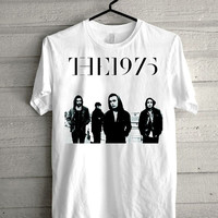 the 1975 new art Screen print Funny shirt for t shirt mens and t shirt girl size s, m, l, xl, xxl