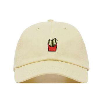 French Fries Dad Hat