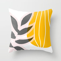 Calabassa #society6 #buyart #decor Throw Pillow by mirimo