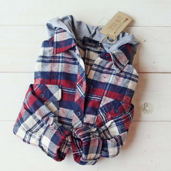The Missoula Plaid Hoodie