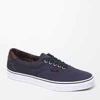 Vans Era 59 Plaid Blue Shoes - Mens Shoes - Blue
