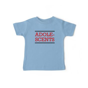 'Adolescents RIP Steve Soto' Kids Clothes by reyboot