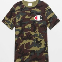 Champion All Over Camouflage T-Shirt at PacSun.com