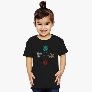 Avatar: The Last Airbender Toddler T-shirt