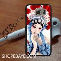 Girl Chinese Opera For galaxy S6, Iphone 4/4s, iPhone 5/5s, iPhone 5C, iphone 6/6 plus, ipad,ipod,galaxy case