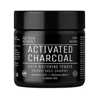 Activated Charcoal Teeth Whitening Powder 60ml