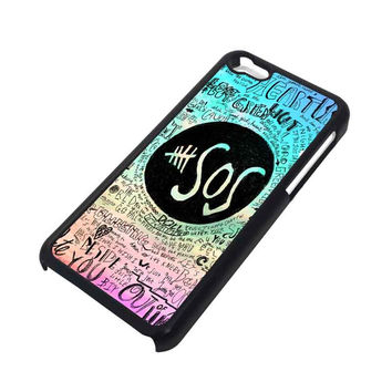 5 SECONDS OF SUMMER 3 5SOS iPhone 5C Case