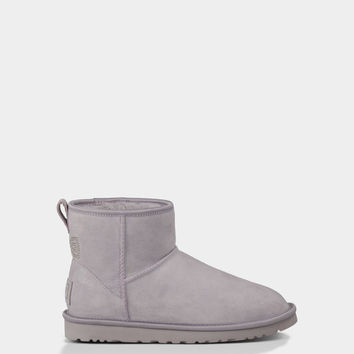 UGG® Classic Mini Crystal Bow for Women | Free shipping at UGGAustralia.com
