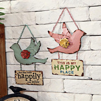 Creative Decoration Korean Wall Sticker [6283689798]