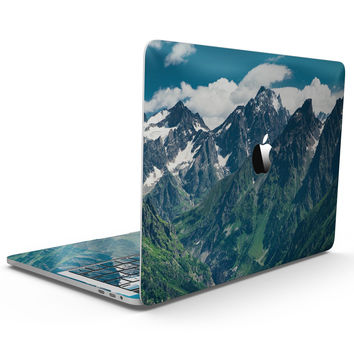 Scenic Mountaintops - MacBook Pro with Touch Bar Skin Kit